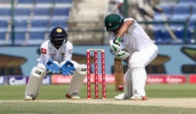 Pakistan Vs Sri Lanka 1st test match day 3 scorecard