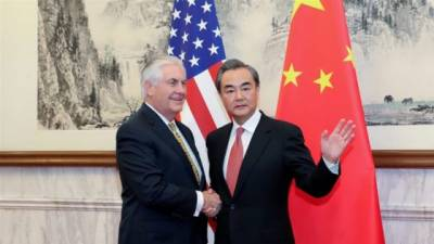 US - China hold top level talks in Beijing