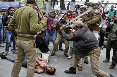 Australian Parliamentarians lashes out at Indian occupying forces atrocities in Kashmir