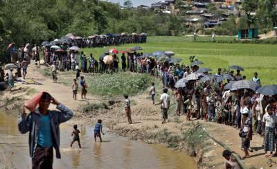 Bangladesh seeks return of Rohingya refugees to Myanmar