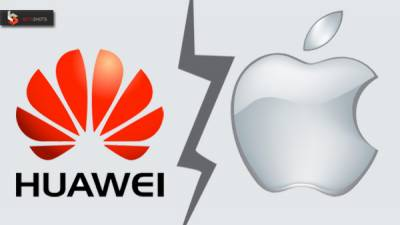 Huawei beats Apple as top brand in China