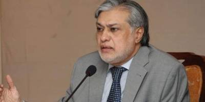 Ishaq Dar challenges his NAB case indictment in the Islamabad High Court