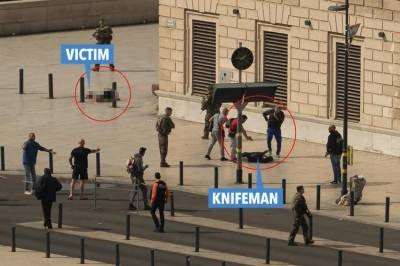 Islamic State group claims responsibility for Marseille attack: SITE