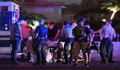 Las Vegas concert shooting plays havoc in US