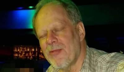 Las Vegas shooting main suspect identified