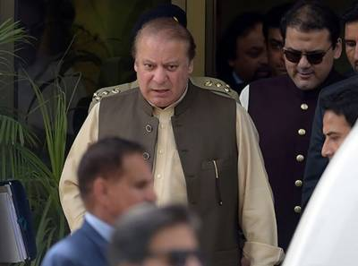 Nawaz Sharif indictment deferred in NAB case
