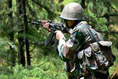 Pakistan Rangers destroys two check posts of Indian BSF at LoC
