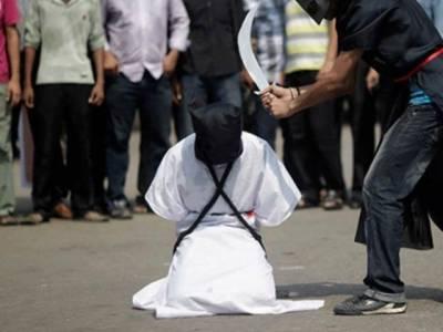 Pakistani national beheaded in Saudi Arabia