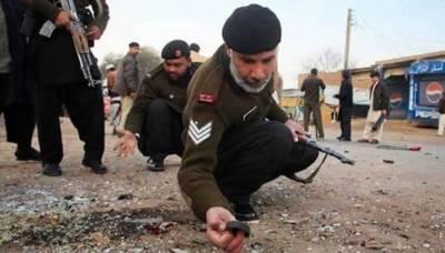 Remote control bomb blast in Swat
