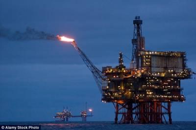 China's crude oil stockpile drops 3.42 pct