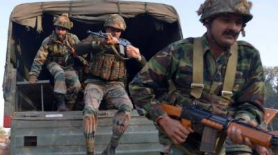 Indian paramilitary force base in occupied Kashmir attacked