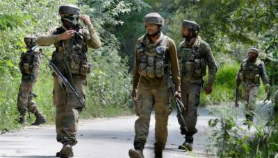 Indian Police officer gunned down in occupied Kashmir