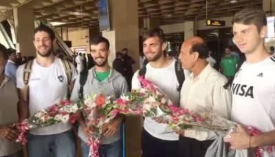 NishanHaider Hockey Championship: International players land in Pakistan