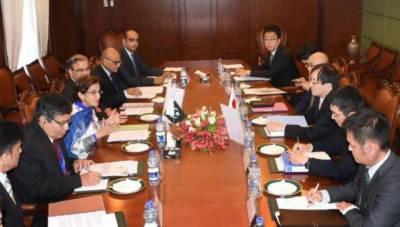 Pakistan - Japan vow to strengthen bilateral partnership