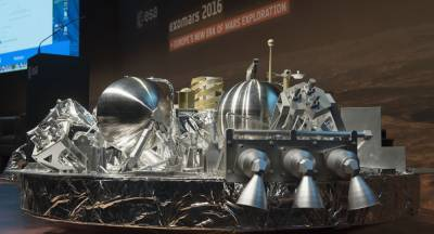 Russia to launch ExoMars-2020