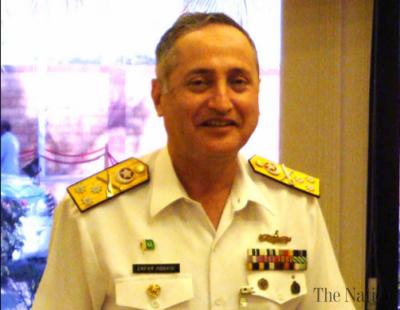 Vice Admiral Zafar Mahmood Abbasi appointed as Pakistan Navy Chief