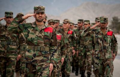 Afghan Army all six Corps backed by US air support launch grand offensive against Taliban