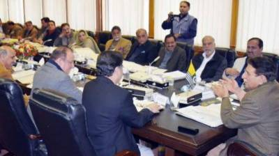 AJK Cabinet pays tribute to PM for highlighting Kashmir Issue