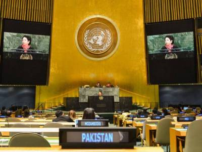 ANY AGGRESSION BY INDIA ON LOC WILL BE GIVEN MATCHING & EFFECTIVE RESPONSE: MALEEHA LODHI