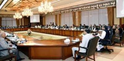 Cabinet approves signing of MoU between Pak-China IP organizations