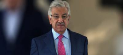 FOREIGN MINISTER KHAWAJA ASIF REACHES US
