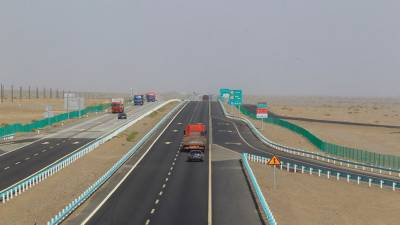 Four motorways projects worth $3.3 billion added to CPEC