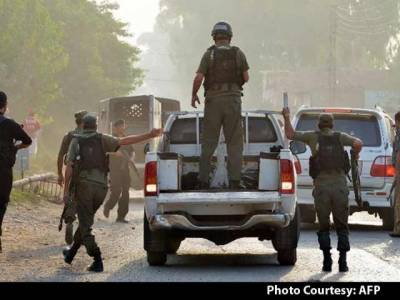 Four terrorists of international organisation arrested in Peshawar