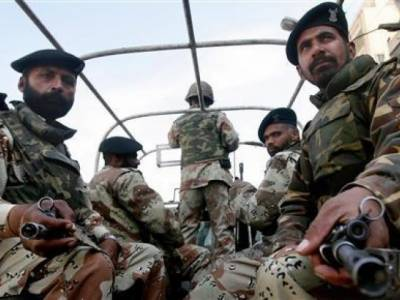 Frontier Corps destroy six terrorist dens in security operation