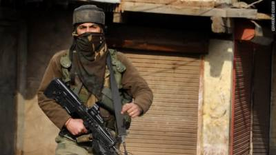 Indian Army Major killed, three senior officer injured in Occupied Kashmir