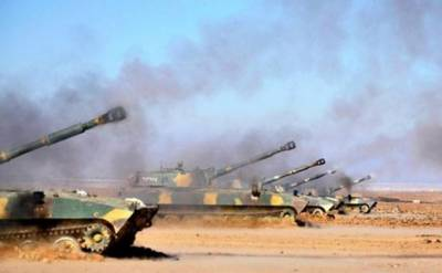 Iranian Border Forces fire 11 mortar shells in Balochistan