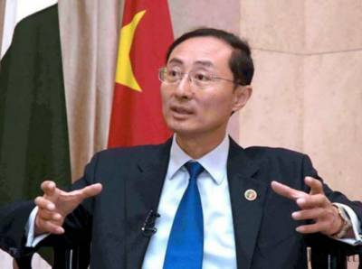 Pakistan and China are Iron brothers: Chinese Ambassador