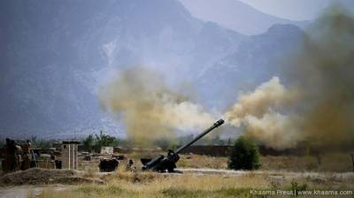 Pakistan Army fire 80 rockets, shells on terrorists dens in Afghanistan across border: Afghan officials