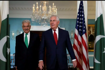 Pakistan delivers the right message to US over new South Asia Policy