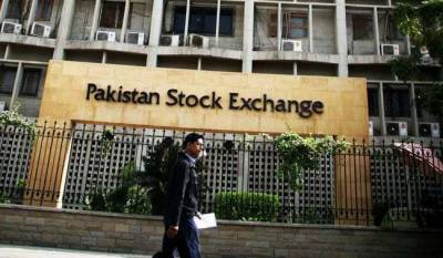 Pakistan Stock Exchange reaches the year low level amid political turmoil
