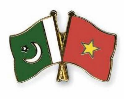 PAKISTAN-VIETNAM AGREE TO ENHANCE BILATERAL TRADE & ECONOMIC COOPERATION IN DIVERSE SECTORS