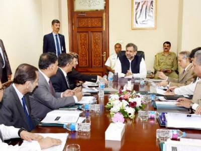 PM DIRECTS COMMERCE MINISTRY TO FORMULATE FRESH POLICY TO BOOST EXPORTS Ministry was asked to finalized proposals to ECC.