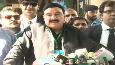 Sheikh Rashid challenges Electoral Reforms Bill 2017 in SC
