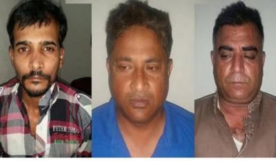 Sindh Rangers arrest three target killers of MQM London