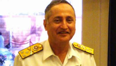 Admiral Zafar Mehmood takes charge as Chief of Naval Staff