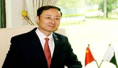 China's Ambassador Sun Weidong is an icon of Pakistan - China friendship