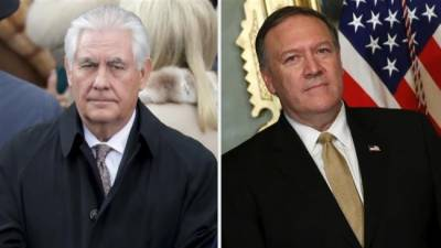 CIA Chief Mike Pompeo may replace US Secretary of State Rex Tillerson: Report