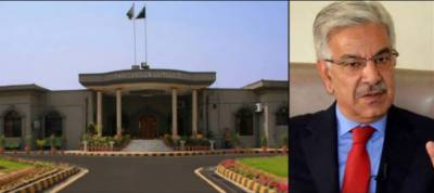 IHC seeks reply from Khawaja Asif over article 62, 63 petition