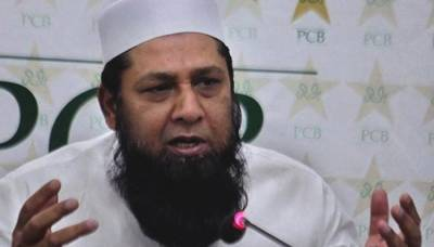 Inzamam ul Huq reacts over the selection of his nephew Imam ul Huq