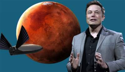 Mars City planned, cargo ships to be dispatched