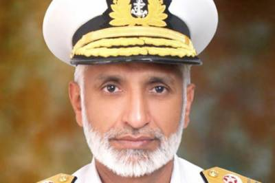 Outgoing CNS Admiral Zakaullah says No honour greater than serving the motherland