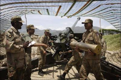 Pakistan Army fires 28 mortar shells at terrorists hideouts inside Afghanistan: Afghan media