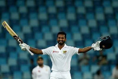 Pakistan Vs Srilanka 2nd test match day 2 scorecard