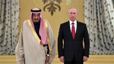Russia - Saudi Arabia military cooperation is not against third country