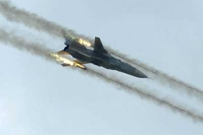 Russian Air strikes target 120 Daesh terrorists in Syria