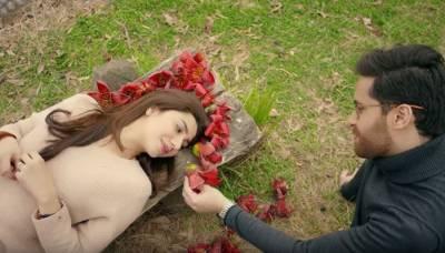 VIDEO: Mahira Khan's VERNA track